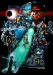 Guillermo Del Toro by Kmadden2004