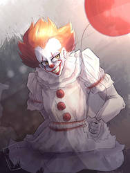 Pennywise, The Dancing Clown by JoJoObsessed