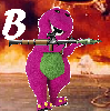 LJ Icon: B'is for Bazooka by mynameisJayden