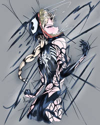 SYMBIOTE ICE QUEEN