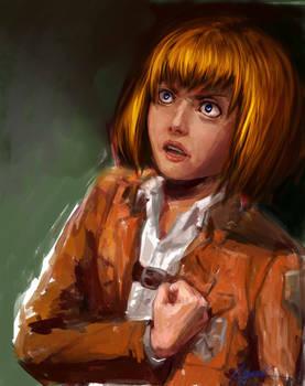 Armin Salute