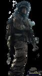 Battlefield 3 Soldier Render