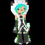 yoichi-masaki pixel page doll commission [2/3] by RoyalsForever