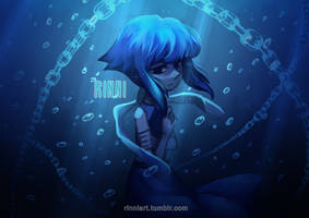 Lapis Lazuli -doodle- by stephinni