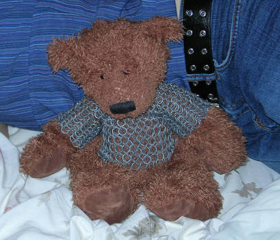 Crusades Bear