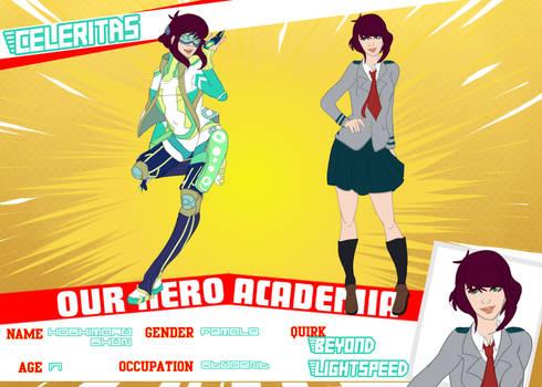 Our Hero Academia: Shun Hoshimaru