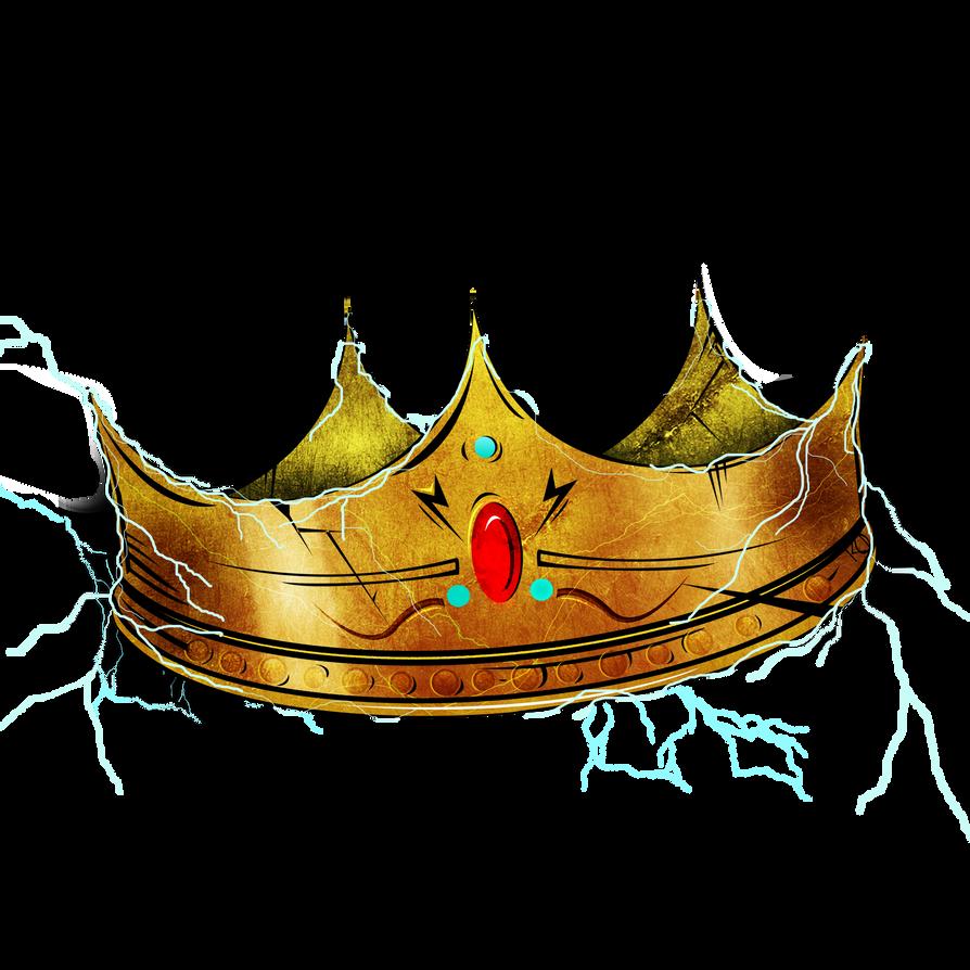 Large King Of lightning logo PNG by Kidney-Shots on DeviantArt
