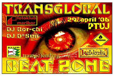 Transglobal Beat Zone by psy-trance