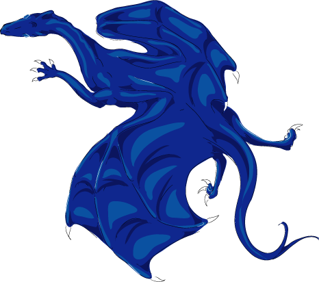 Dragon Information Pern_Color_Test__Blue_2_by_Kaljaia