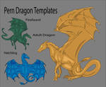 Pern Lineart Templates