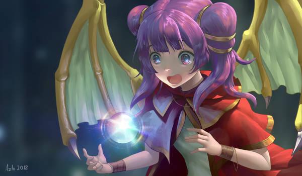 Myrrh and her precious - Fire Emblem Sacred Stone