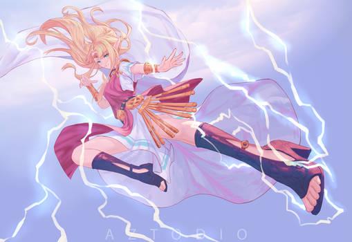 Zelda Lightning Kick Super Smash Bros Ultimate
