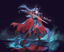 Fire Emblem Heroes Hel Lucina