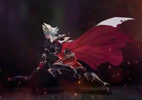 Fire Emblem Heroes - Hel Laegjarn