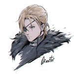 Fire Emblem Three Houses- Dimitri