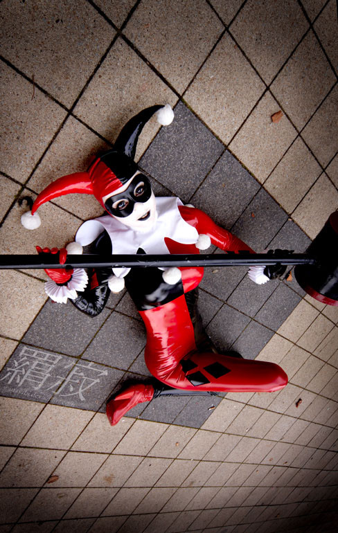 Joker Girl by Federkiel