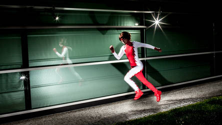 Speed of Light by Federkiel