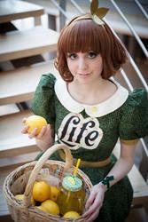 When Life gives you lemons... by Federkiel