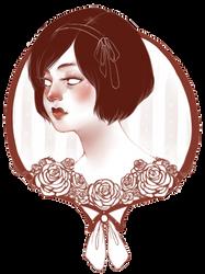 Fraulein Schneewittc by ApricotKnight