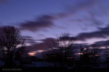 Faded Dawn by Freeformedto
