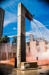 Armleder Memorial Spray Park Fountain by Freeformedto