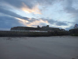 Whitby from the Beach by Jaspersmum