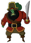 Zombie Pirate LeChuck