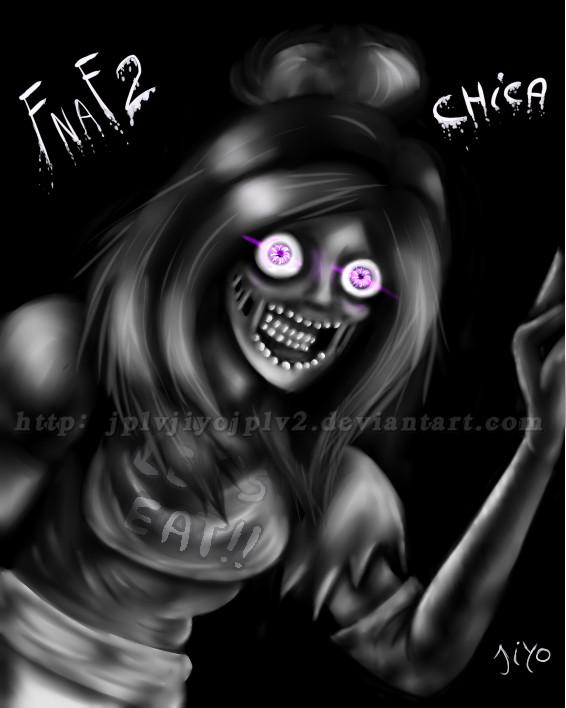 Five nights at freddy's 2 Chica human version by jplvJIYOjplv2