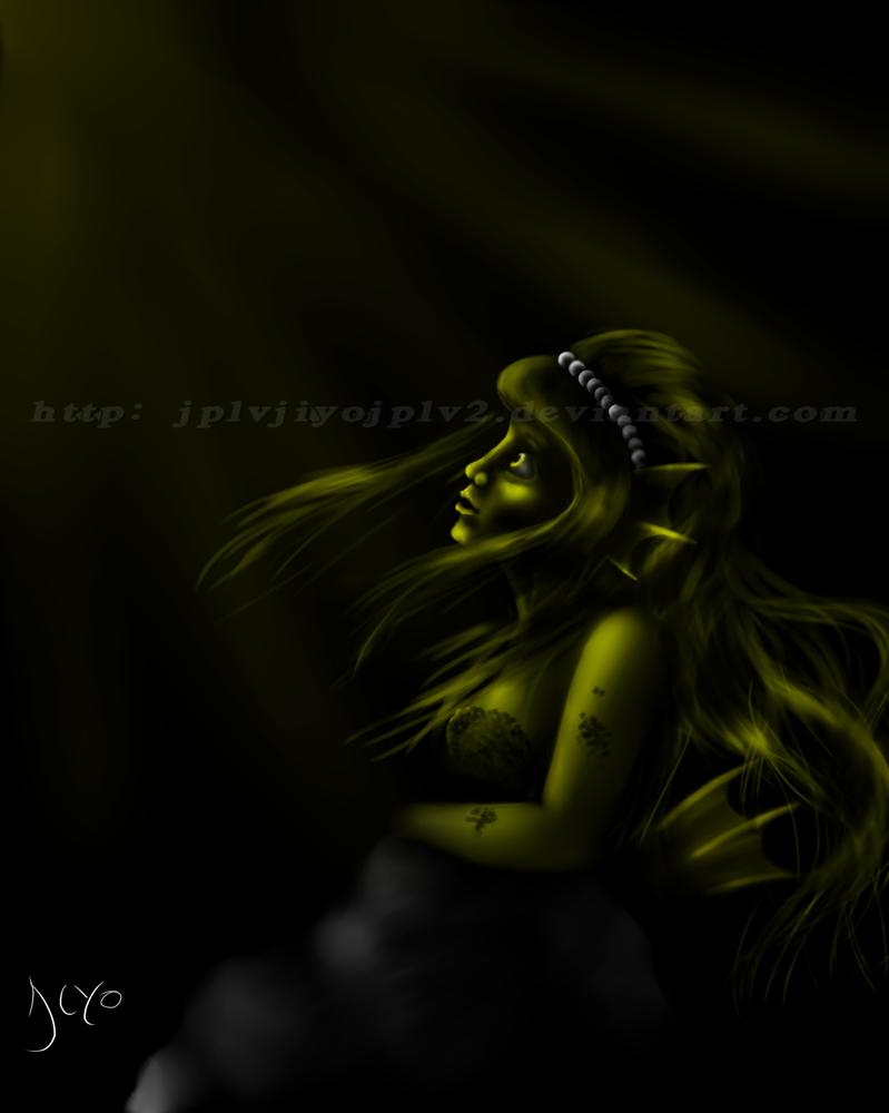 Zafiro la sirena by jplvJIYOjplv2
