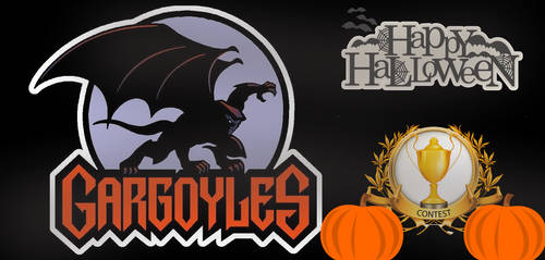Gargoyles Halloween Contest {Closed} by Whispers-Gargoyle