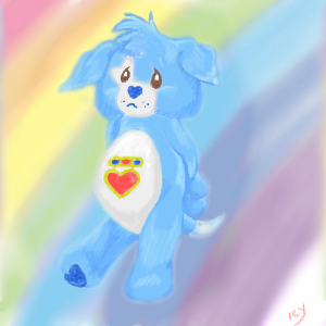 Loyal Heart Dog.. by Icy-Kat