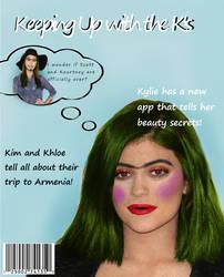 K magazine  by cayleem2