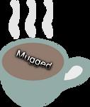 Logo Mugged
