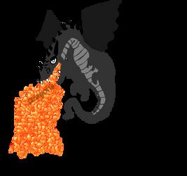 Dragon Logo by cayleem2