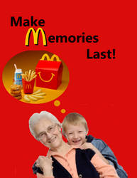 Mcdonalds Newsweek Ad by cayleem2