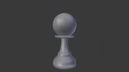 Pawn Piece by cayleem2