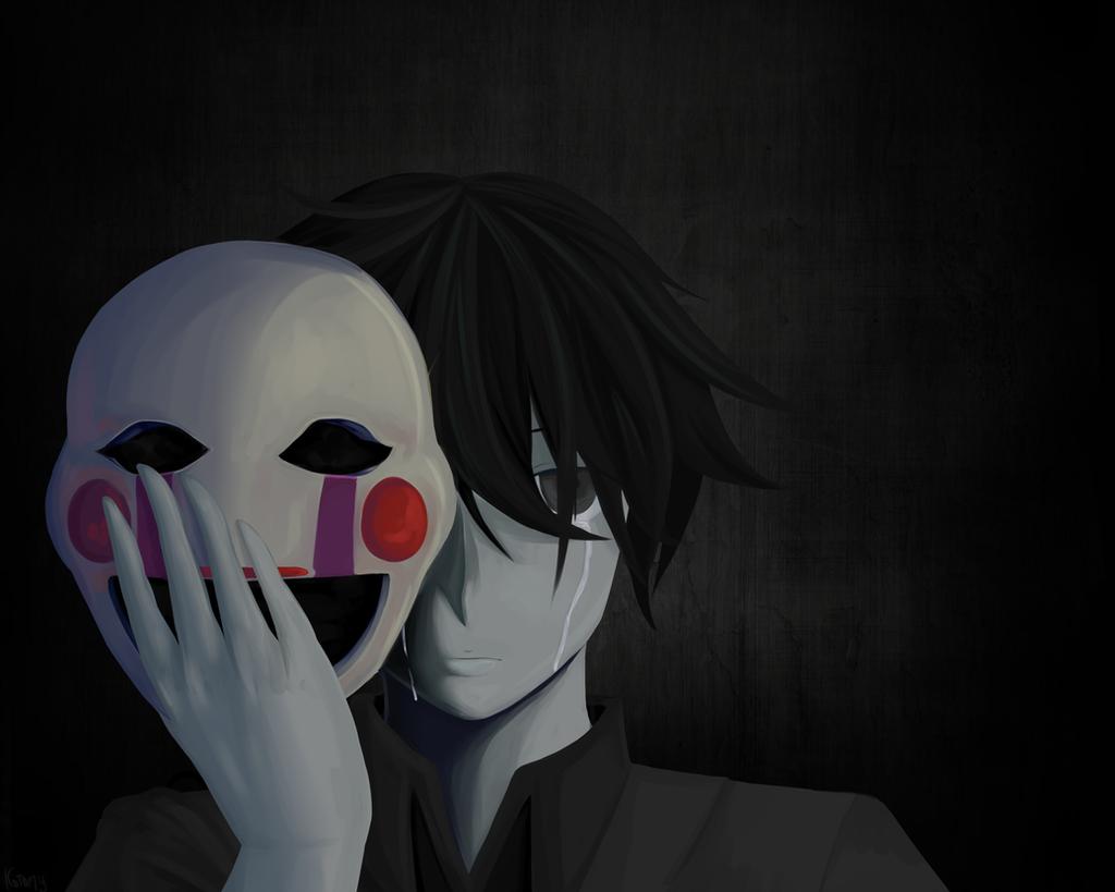 fnaf puppet