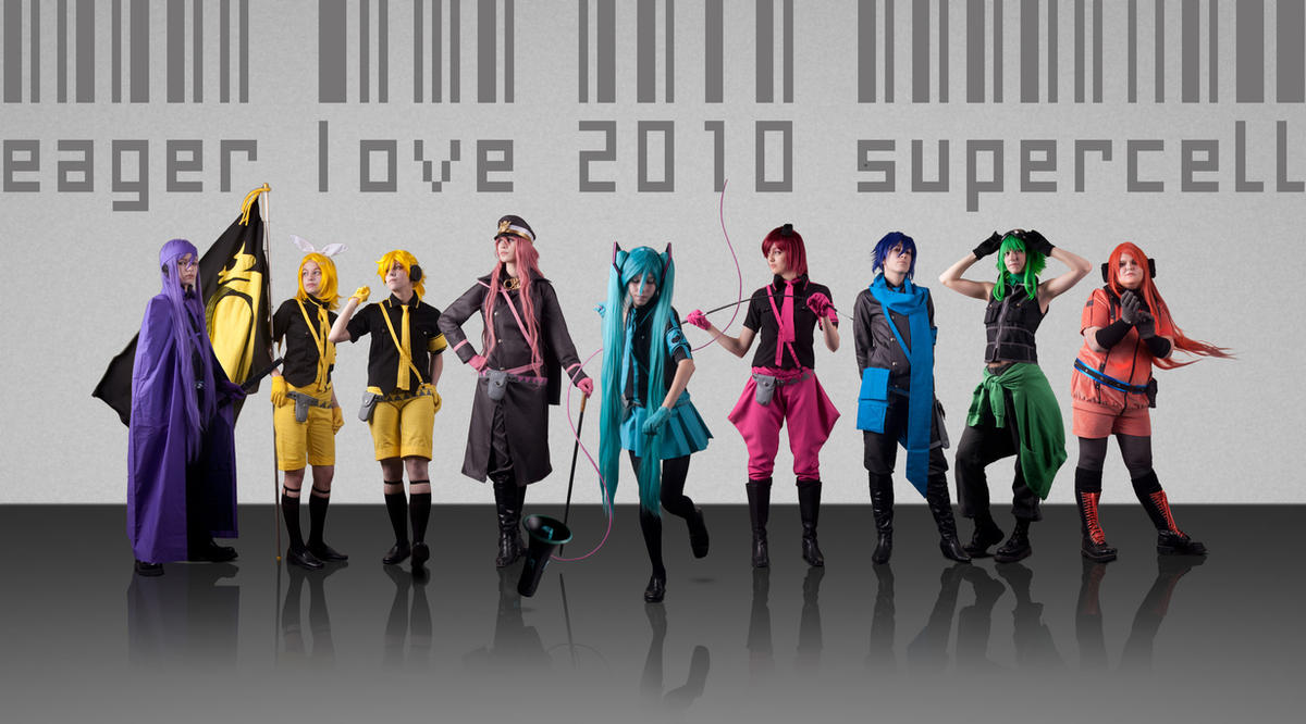 Vocaloid - Eager Love Revenge by BHMT