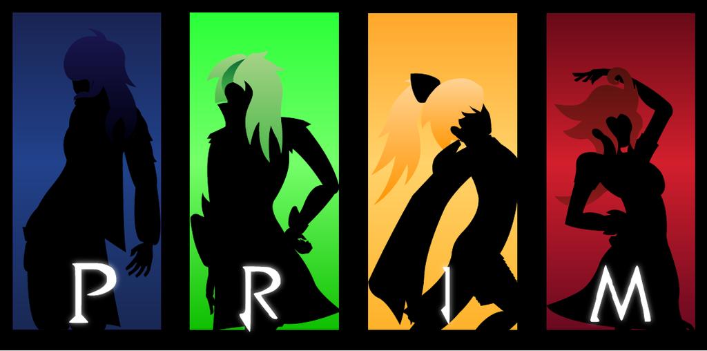 Team PRIM by Liyito