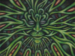 Greenman by Astalo