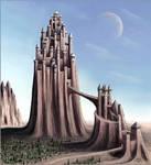 Strange cities 2 - Castle hill