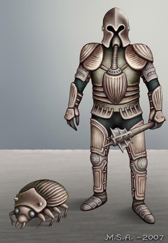 RS - Armorbeetle by Astalo