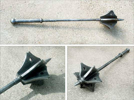 Flanged mace by Astalo