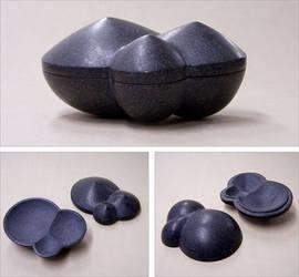 Granite vessel