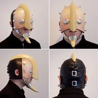 Steampunk Mask by Astalo