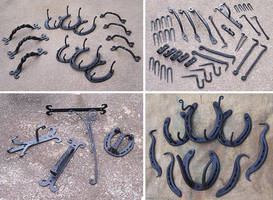 Forged objects 1 by Astalo