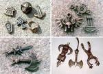 Bronze jewelry 1