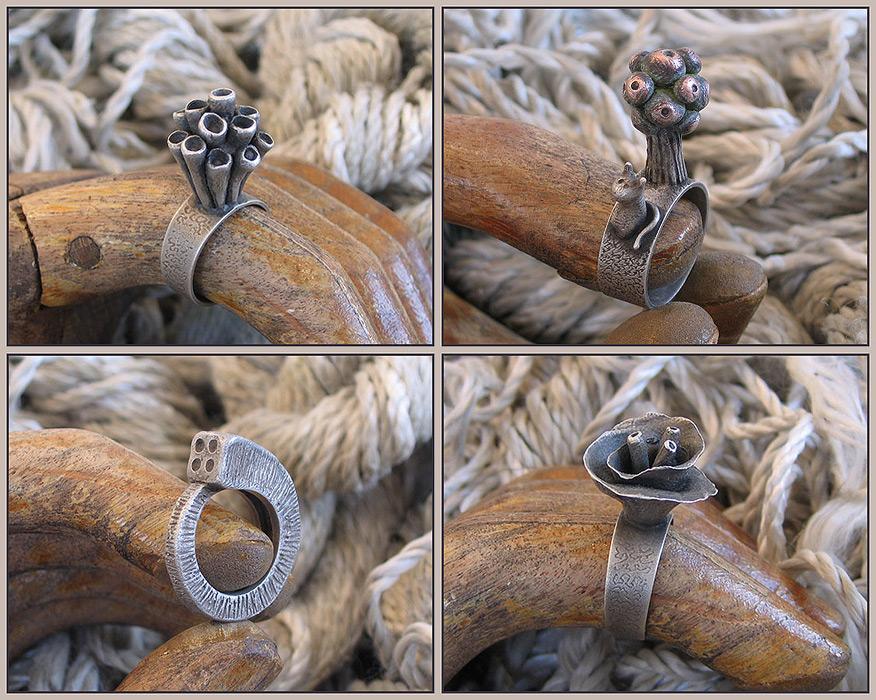 Fantasy rings by Astalo