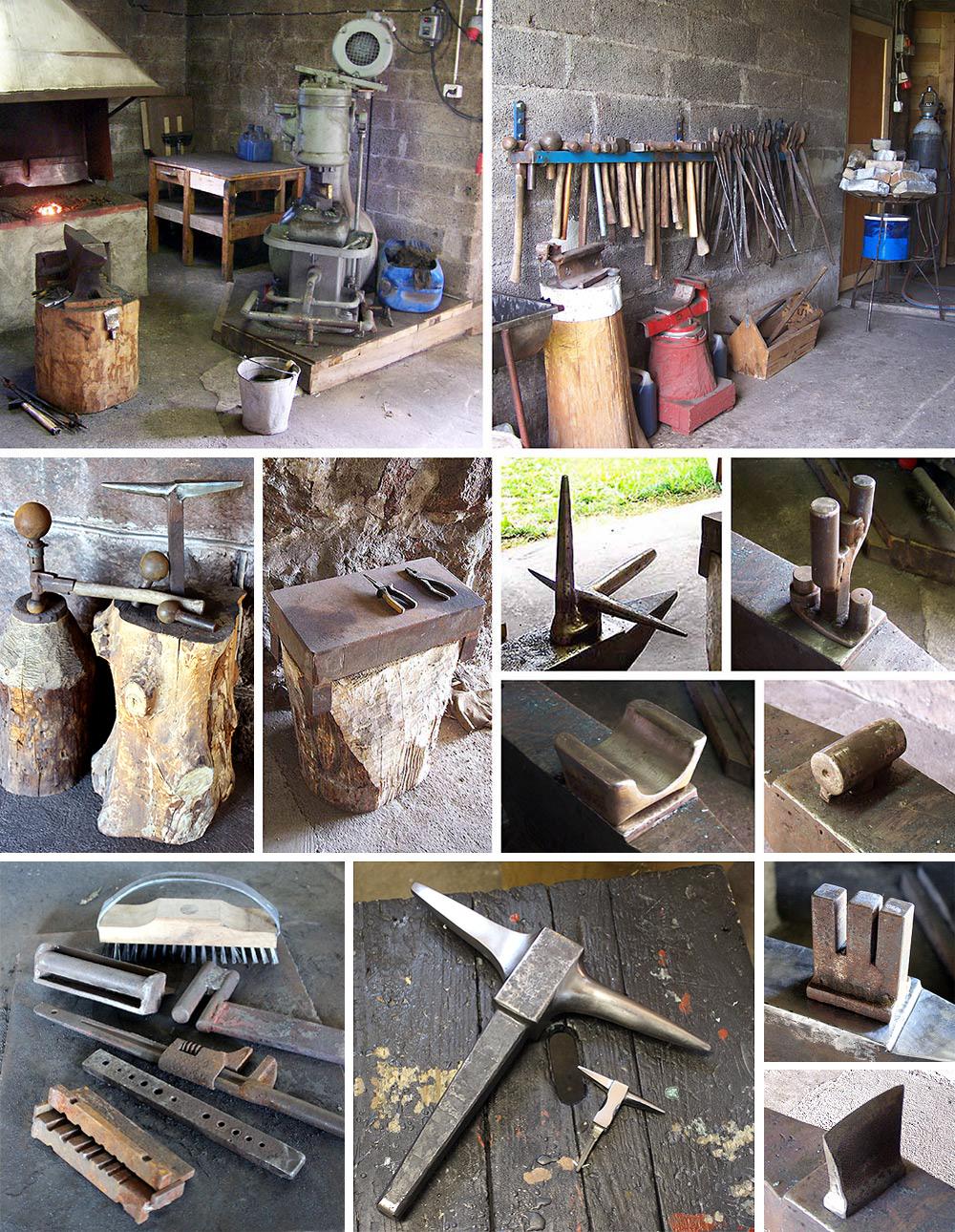 Blacksmith tools by Astalo
