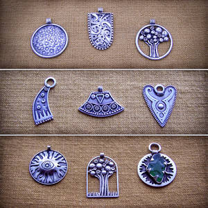 Silver jewelry 3